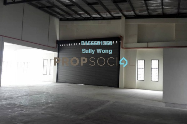 For Sale Factory at Section 23, Shah Alam Leasehold Unfurnished 1R/2B 4.9m