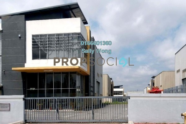 For Sale Factory at Semtec Park , Semenyih Freehold Unfurnished 1R/2B 4.6m