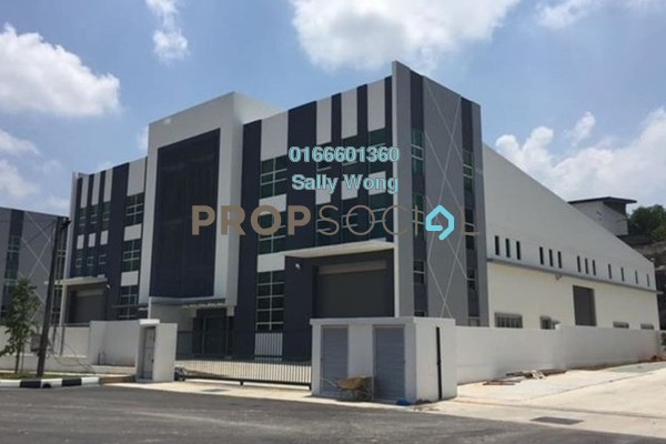 Factory For Rent in SMD Kundang Industrial Park, Kundang Freehold Unfurnished 1R/2B 10k