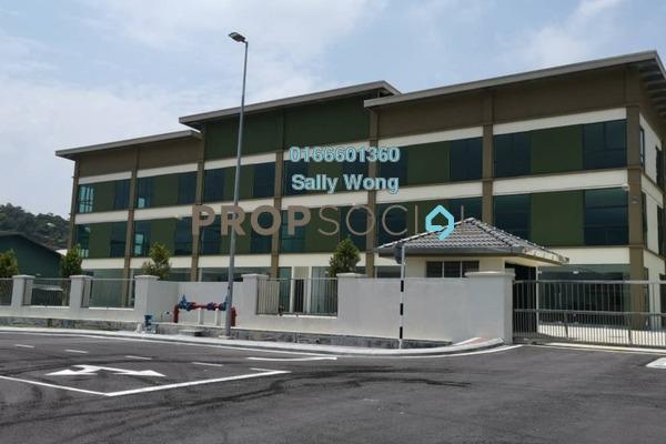 For Sale Factory at Taman Perindustrian Meranti Utama, Puchong Leasehold Unfurnished 1R/2B 28m