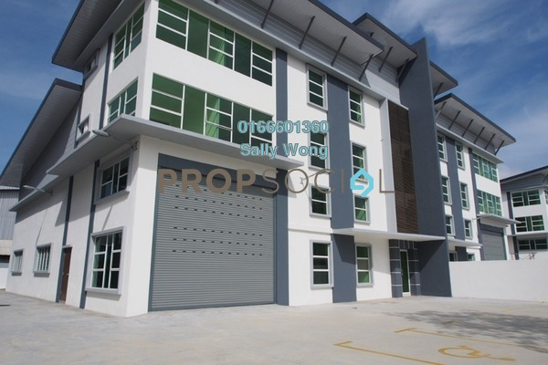 Factory For Rent in SMD Kundang Industrial Park, Kundang Freehold Unfurnished 1R/2B 12k