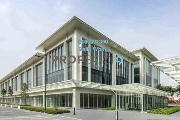 Shop For Sale in Bukit Jalil City Signature Shop-Offices, Bukit Jalil Freehold Unfurnished 1R/2B 5.3m