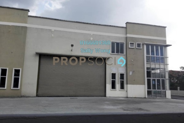 For Sale Factory at Section 23, Shah Alam Leasehold Unfurnished 1R/2B 6.3m