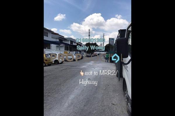 Factory For Rent in Desa Tun Razak, Bandar Tun Razak Freehold Unfurnished 1R/2B 18k