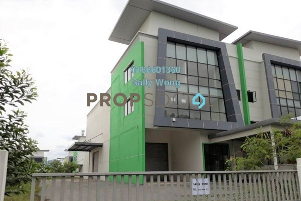 For Sale Factory at 228 Smart Industrial Series, Semenyih Freehold Unfurnished 0R/2B 3.2m