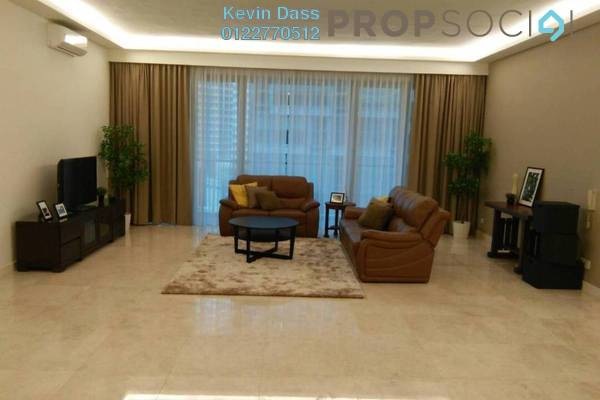 Serviced Residence For Rent in Marc Service Residence, KLCC Freehold Fully Furnished 4R/4B 15k
