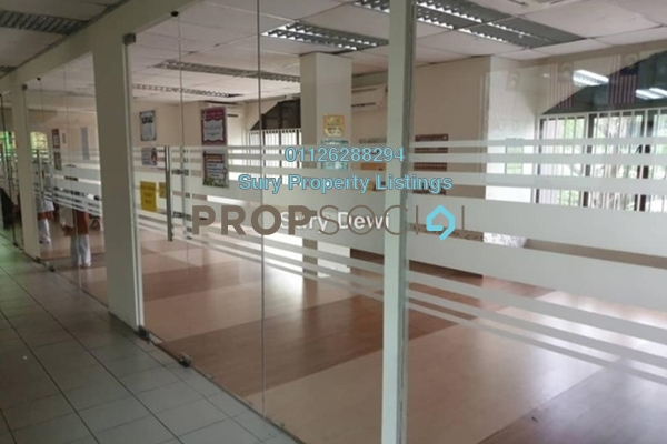 For Sale Shop at Section 13, Shah Alam Leasehold Unfurnished 0R/28B 20m