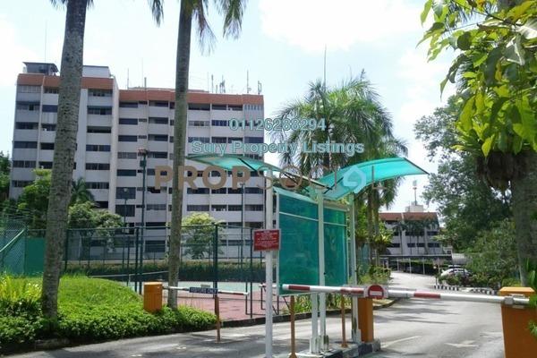 Condominium For Sale in Menara Impian, Ampang Freehold Unfurnished 3R/2B 450k
