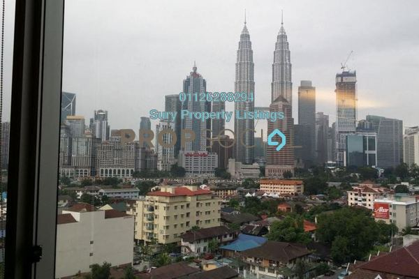 For Rent Office at Kampung Baru, KLCC Freehold Semi Furnished 0R/0B 293k