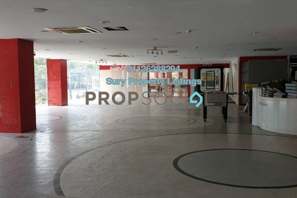 For Rent Shop at TTDI Plaza, TTDI Freehold Unfurnished 0R/4B 23.4k
