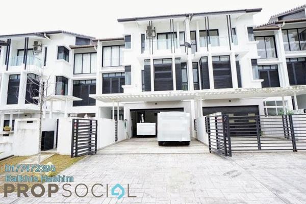 Terrace For Sale in Maple Terrace, Denai Alam Freehold Semi Furnished 5R/6B 1.3m