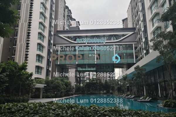 Serviced Residence For Sale in The Potpourri, Ara Damansara Freehold Unfurnished 2R/0B 702k