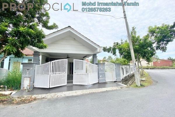 Terrace For Sale in Taman Lestari Permai, Bandar Putra Permai Freehold Semi Furnished 4R/2B 570k