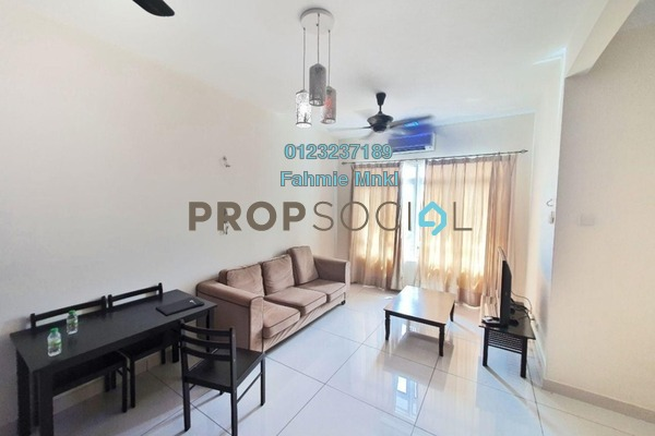 For Sale Condominium at Saville @ The Park, Pantai Freehold Fully Furnished 3R/2B 690k