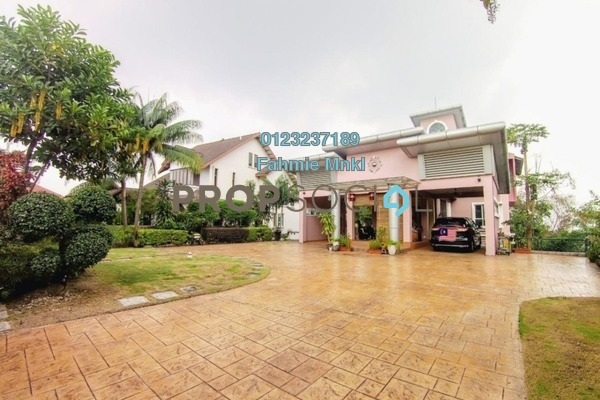 Bungalow For Sale in Cemerlang Heights, Gombak Leasehold Semi Furnished 5R/5B 4m