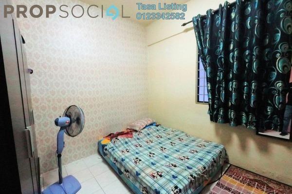 Condominium For Sale in Pelangi Condominium, Sentul Freehold Semi Furnished 3R/2B 398k
