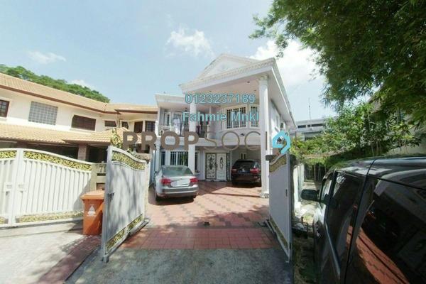 Terrace For Sale in BU2, Bandar Utama Freehold Semi Furnished 8R/5B 1.8m