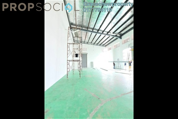 Factory For Rent in Taman Mount Austin, Tebrau Freehold Semi Furnished 0R/6B 8k
