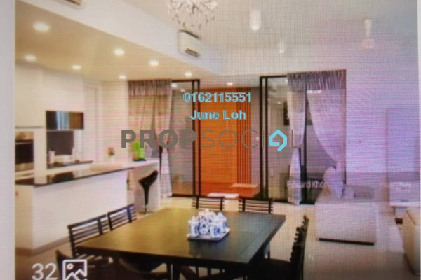 Condominium For Rent in Five Stones, Petaling Jaya Freehold Fully Furnished 4R/5B 7.5k