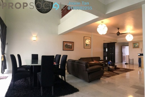 For Sale Condominium at Prima Duta, Dutamas Freehold Semi Furnished 4R/3B 1.05m