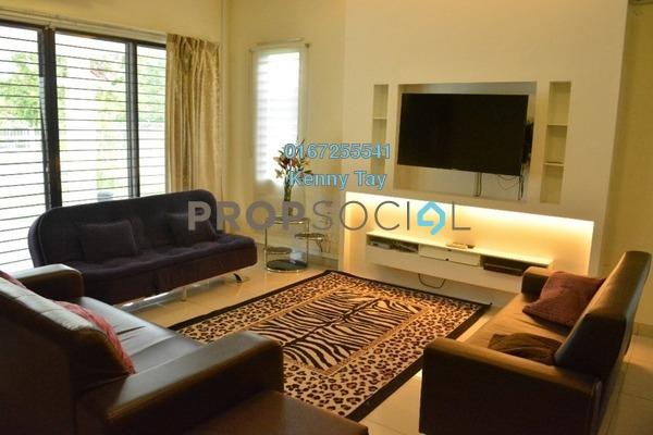 Terrace For Sale in Sierra 8, 16 Sierra Freehold Fully Furnished 4R/4B 890k