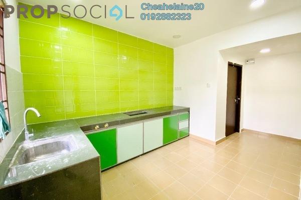 Terrace For Sale in Taman Selayang Baru, Selayang Freehold Semi Furnished 4R/2B 750k