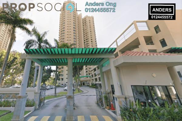 Condominium For Rent in Sri Pangkor, Pulau Tikus Freehold Semi Furnished 3R/5B 3.5k