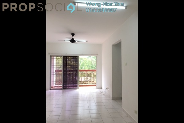 Apartment For Rent in D'Cahaya Apartment, Bandar Puchong Jaya Freehold Semi Furnished 3R/2B 950translationmissing:en.pricing.unit