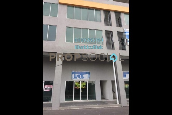 Shop For Sale in Ascotte Boulevard, Semenyih Freehold Unfurnished 2R/6B 800k