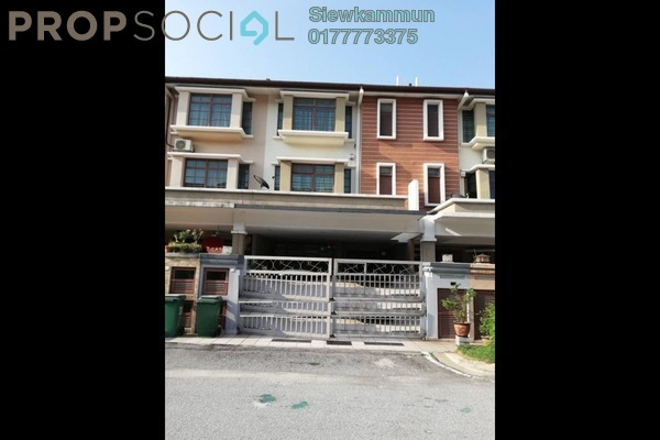 Terrace For Rent in Jalan Kluang, Ayer Hitam Freehold Fully Furnished 5R/6B 3.3k