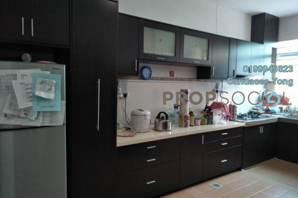 Terrace For Rent in Setia Impian, Setia Alam Freehold fully_furnished 4R/3B 1.6k