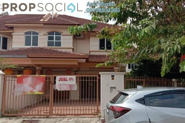 For Sale Terrace at Taman Sri Putra, Sungai Buloh Freehold Unfurnished 4R/3B 850k