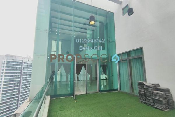 Condominium For Sale in The Meritz, KLCC Freehold Semi Furnished 3R/3B 2.6m