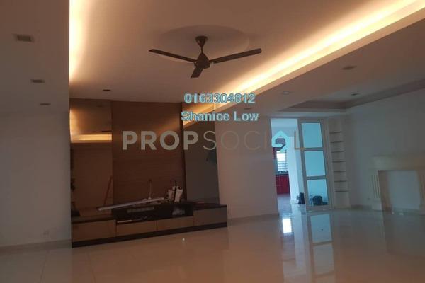 Terrace For Sale in Bayan Hill Homes, Bandar Puchong Jaya Freehold Semi Furnished 5R/4B 1.6m