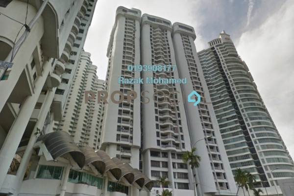 Condominium For Sale in Villa Putera, Putra Freehold fully_furnished 4R/3B 860k