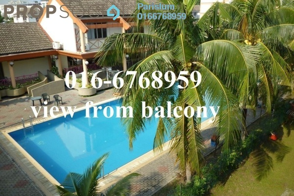 Condominium For Sale in Casa Ria, Cheras Leasehold Fully Furnished 3R/2B 480k