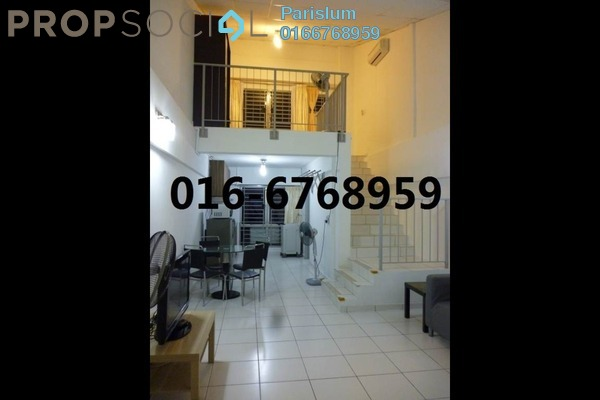 Condominium For Sale in Axis SoHu, Pandan Indah Freehold Fully Furnished 1R/1B 350k