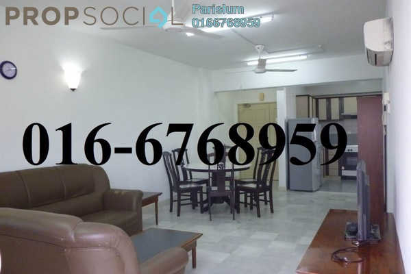 Condominium For Sale in One Ampang Avenue, Ampang Freehold Fully Furnished 3R/2B 420k