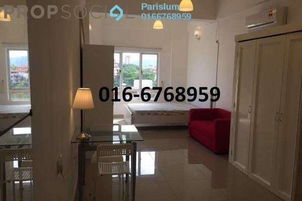 For Sale Condominium at Megan Ambassy, Ampang Hilir Freehold Fully Furnished 1R/1B 310k