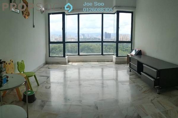 Condominium For Sale in Sang Suria, Sentul Freehold Semi Furnished 3R/2B 550k