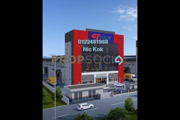 Factory For Sale in Kawasan Industri Hi-Tech, Kapar Freehold Unfurnished 0R/0B 13.8m