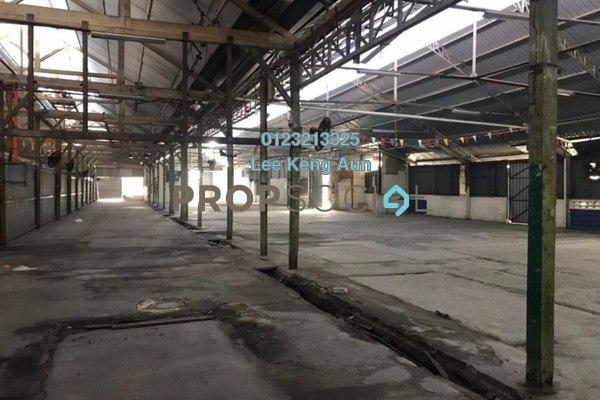 Factory For Rent in Jalan Kapar, Klang Freehold Unfurnished 0R/0B 36k