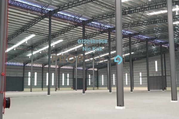 Factory For Sale in Pulau Indah Industrial Park, Port Klang Freehold Unfurnished 0R/0B 30m