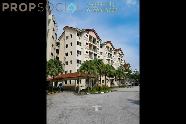 Apartment For Sale in Sunway City Ipoh, Tambun Freehold Unfurnished 3R/2B 210k