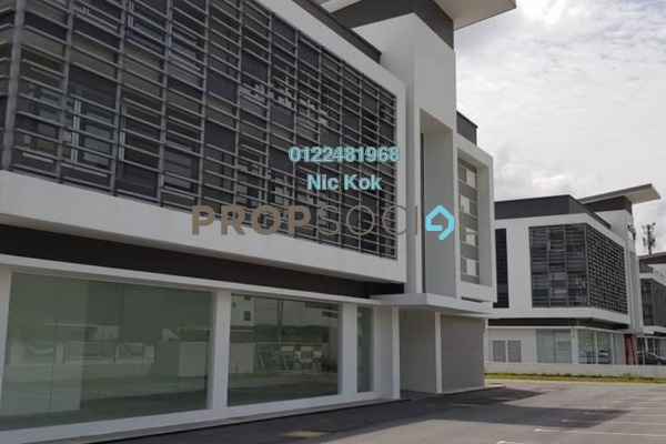 Factory For Sale in Cipta Serenia, Dengkil Freehold Unfurnished 0R/0B 12m