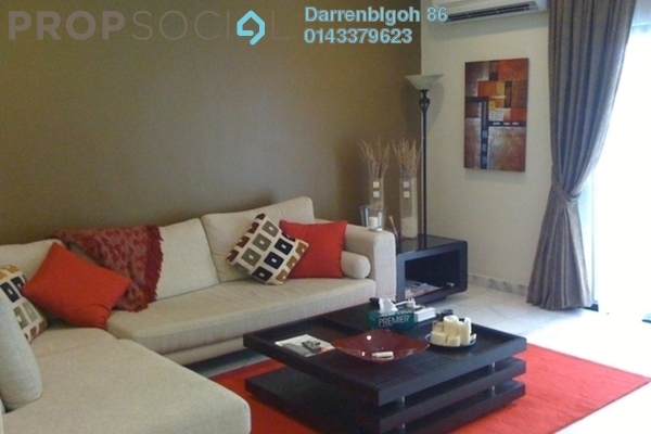 For Sale Condominium at Mayang Court, KLCC Freehold Semi Furnished 2R/2B 1.23m