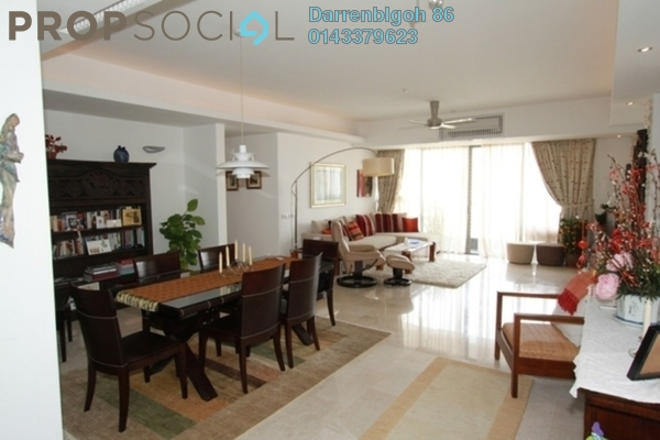Condominium For Sale in 2 Hampshire, KLCC Freehold Fully Furnished 5R/4B 3.2m