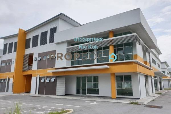 Factory For Sale in Bandar Sultan Suleiman, Port Klang Freehold Unfurnished 0R/0B 3.7m