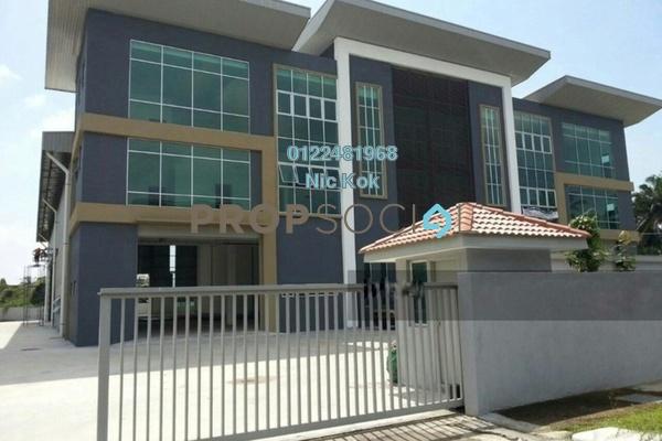 Factory For Sale in Jalan Kapar, Klang Freehold Unfurnished 0R/0B 6.2m