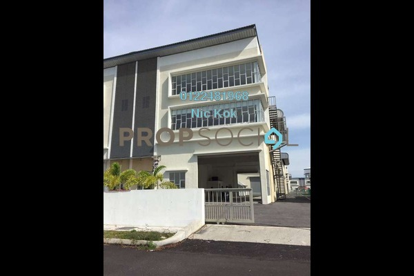 Factory For Sale in Zone Innovation Park, Klang Freehold Unfurnished 0R/0B 2.7m